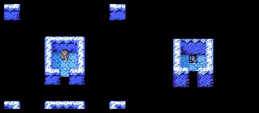 氷の神殿1F-3