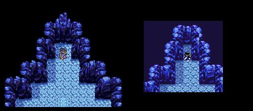 氷の洞窟B1F-1