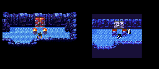 氷の洞窟B4F-1