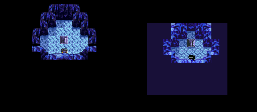 氷の洞窟B1F-3