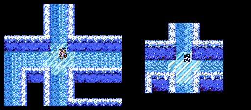 氷の神殿B1F-1