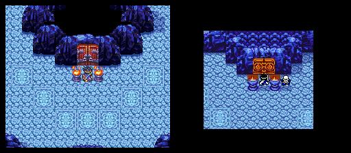 氷の洞窟B1F-2