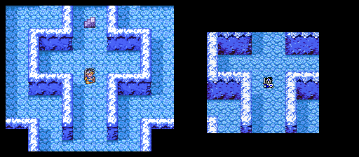 氷の神殿B2F-1