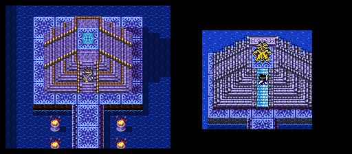 氷の神殿B2F-2