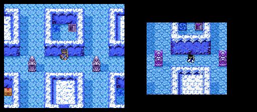 氷の神殿1F-2